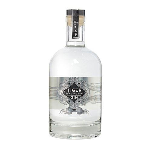 Tiger Premium Gin 40% 70cl Image 1