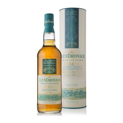 The Glendronach Virgin Oak Finish 46% 14 Year Old Image 1