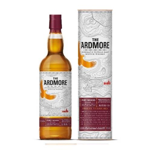 Ardmore 12 Year Old Port Wood Finish 46% 70cl Image 1