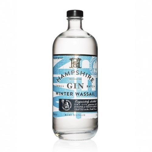 Hampshire Winter Wassail Small Batch Gin 70cl Image 1