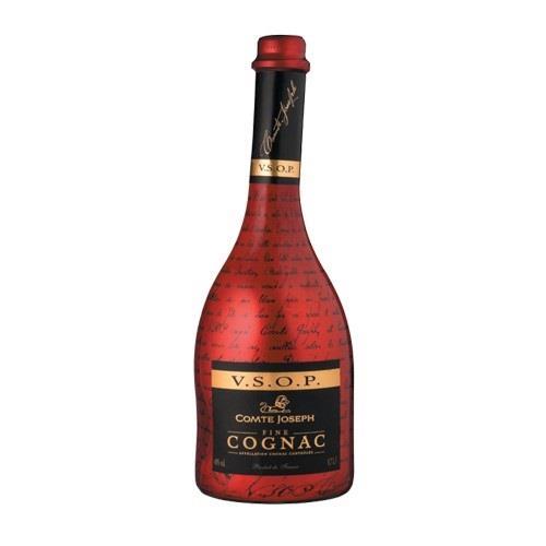 Comte Joseph Fine Cognac VSOP 40% 70cl Image 1