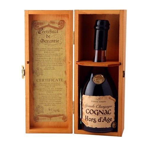 Comte Joseph  Hors d'Age Extra Grande Champagne 70cl Image 1