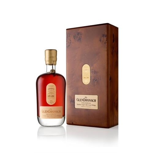 The Glendronach Grandeur 25 years old 50.3% 70cl Image 1