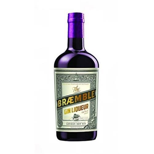 The Braemble Gin Liqueur 24% 70cl Image 1