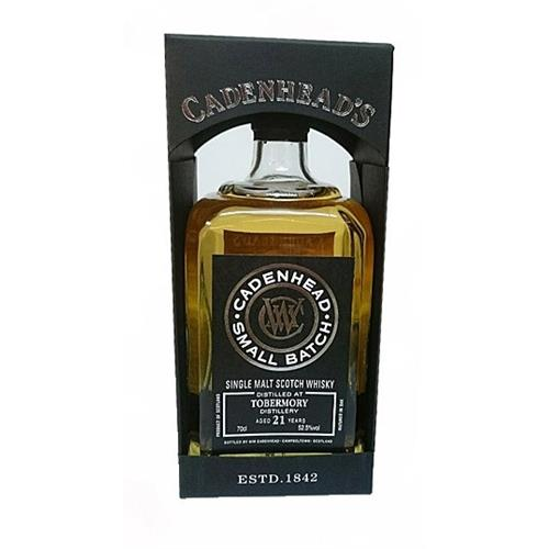 Tobermory 21 years old Cadenhead 52.5% 70cl Image 1