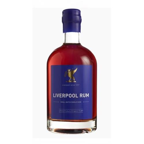 Liverpool Rum Small Batch Single Cask 43% 70cl Image 1