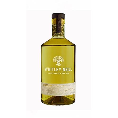 Whitley Neill Quince Gin 43% 70cl Image 1