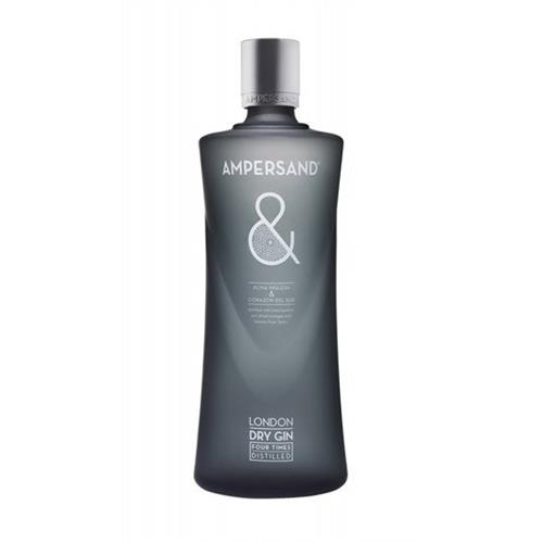Ampersand London Dry Gin 40% 70cl Image 1