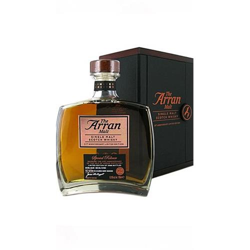 The Arran 21st Anniversary Limited Edition 52.6% vol 70cl Image 1