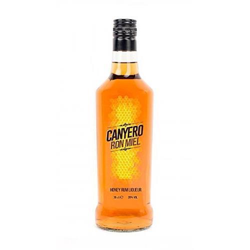 Canyero Ron Miel Honey Rum Liqueur 70cl Image 1