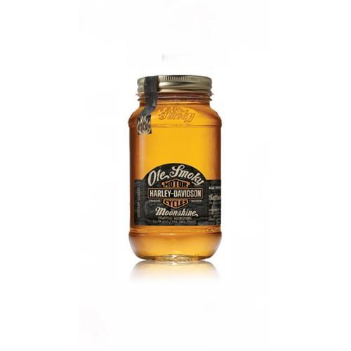 Ole Smoky Harley Davidson Charred Moonshine 51.5% vol 50cl Image 1