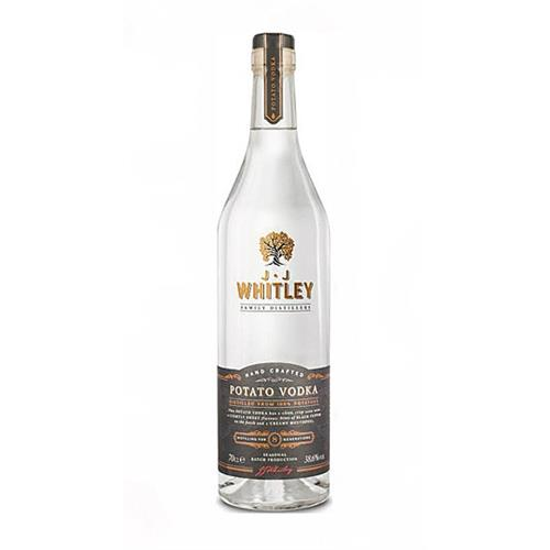 JJ Whitley Potato Vodka 38.6% vol 70cl Image 1