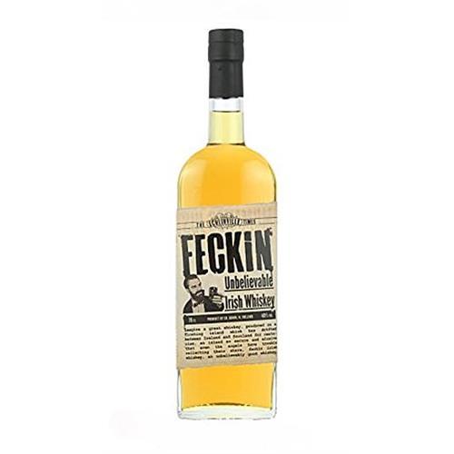 Feckin Unbelievable Irish Whiskey 40% vol 70cl Image 1