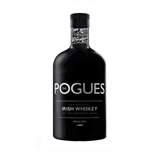 The Pogues Irish Whiskey 70cl Image 1