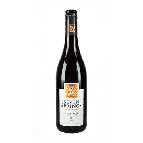 Seven Springs Pinot Noir 2013 75cl Image 1