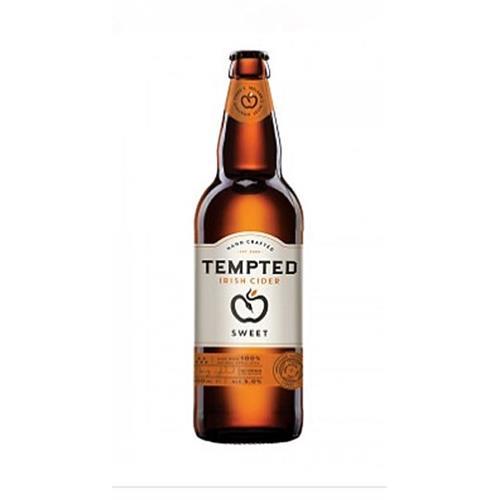 Tempted Sweet Irish Cider 5% 500ml Image 1