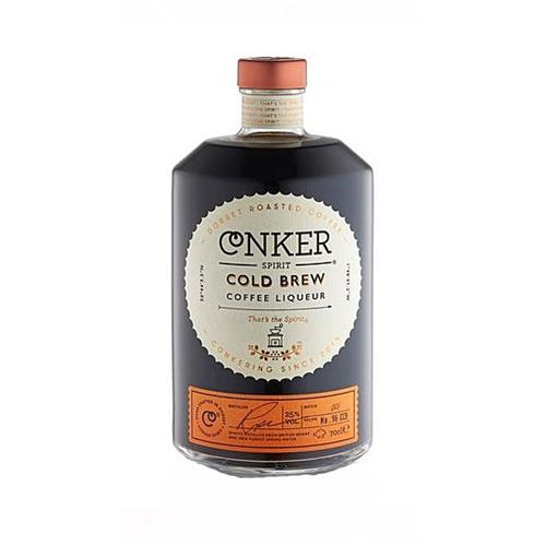 Conker Cold Brew Coffee Liqueur 25% 70cl Image 1