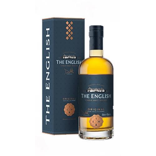 The English Single Malt Original 43% 70cl Image 1