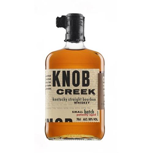 Knob Creek Small Batch Bourbon 50% 70cl Image 1