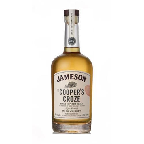 Jameson The Coopers Croze Irish Whiskey 43% 70cl Image 1