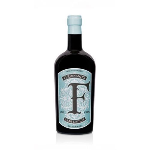 Ferdinands Saar Dry Gin 44% 50cl Image 1