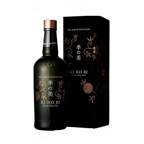 Ki No Bi Kyoto Dry Gin 45.7% 70cl Image 1