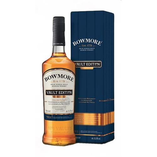 Bowmore Vault Edition First Release 51.5 Image 1