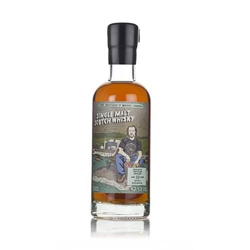 Port Ellen 33 years old 47.5% 50cl Boutique-y Whisky Company Image 1