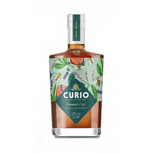 Curio Cornish Cup 29% 70cl Image 1