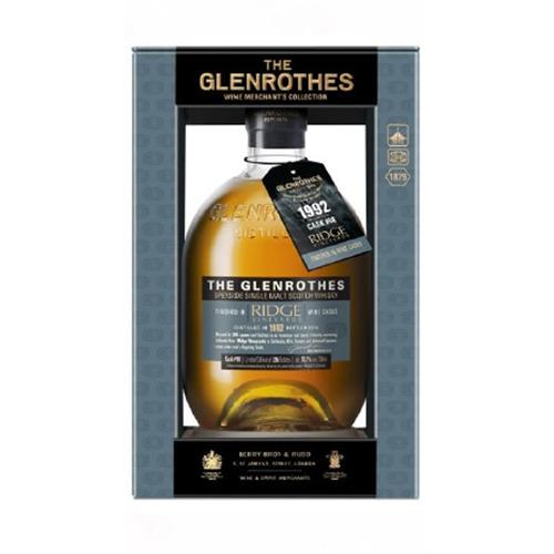 Glenrothes 1992 24 years old Ridge cask Image 1