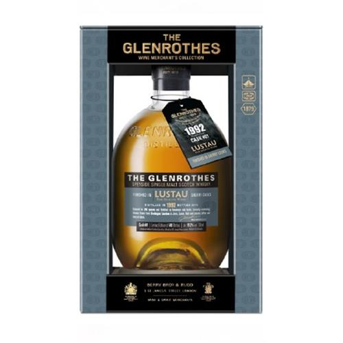 Glenrothes 1992 24 years old Lustau Sher Image 1
