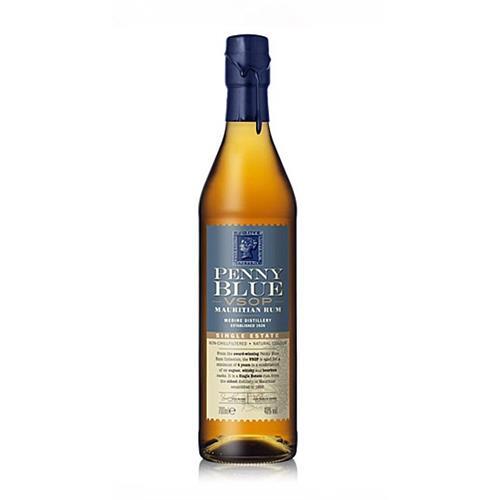 Penny Blue VSOP Mauritian Rum 40% 70cl Image 1