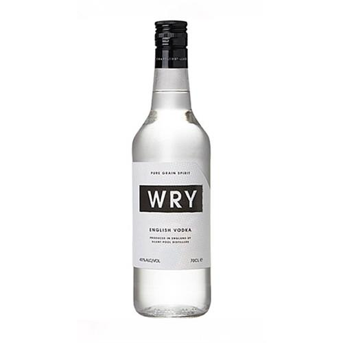 Wry English Vodka 40% 70cl Image 1