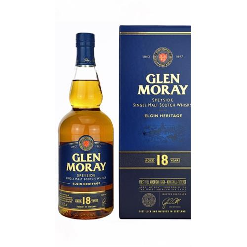 Glen Moray 18 years old 47.2% 70cl Image 1