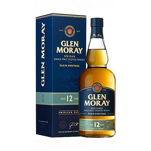 Glen Moray 12 years old American Cask 40 Image 1