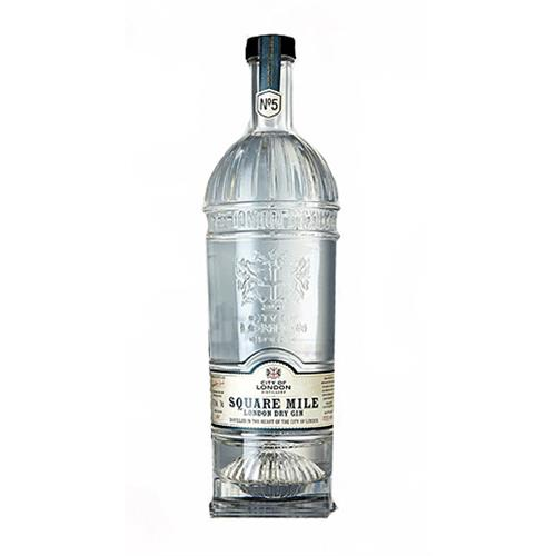 City of London Square Mile London Dry Gin 47.3% 70cl Image 1