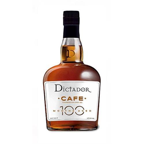 Dictador Cafe Rum 100 40% 70cl Image 1