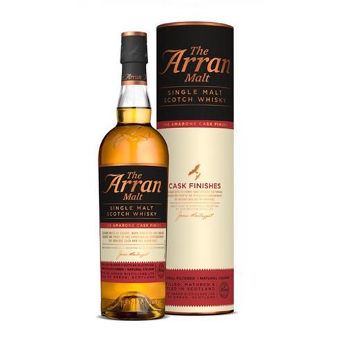 The Arran Amarone Cask Finish 50% 70cl Image 1