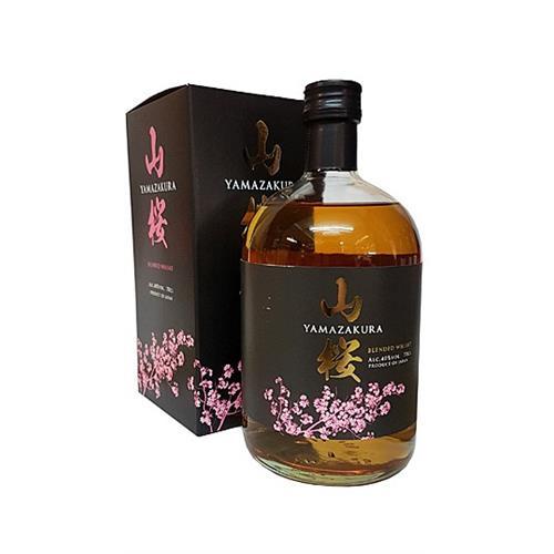 Yamazakura Blended Whisky 70cl Image 1