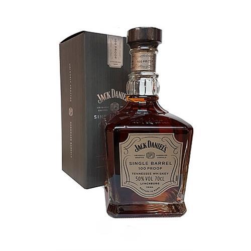 Jack Daniels Single Barrel 100 Proof 50% 70cl Image 1