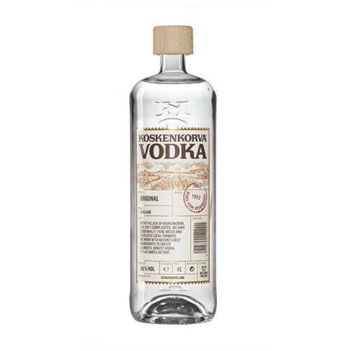 Koskenkorva Orignial Vodka 37.5% 70cl Image 1