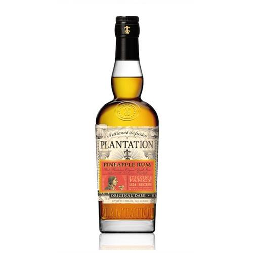 Plantation Pineapple Rum 40% 70cl Image 1