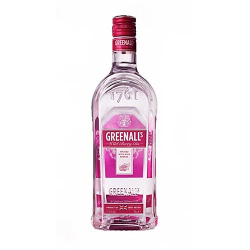 Greenalls Wild Berry Gin 37.5% 70cl Image 1