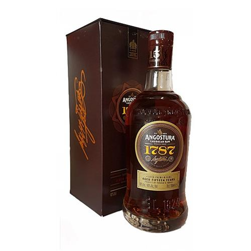 Angostura 1787 15 years old Rum 40% 70cl Image 1