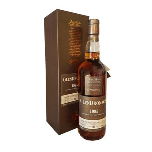 Glendronach 1995 21 years old Pedro Xime Image 1