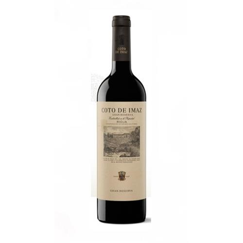 Coto de Imaz Gran Reserva 2014 Rioja 75cl Image 1