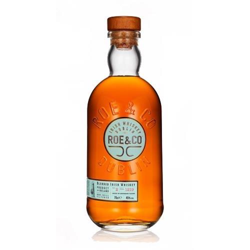 Roe & Co Irish Blended Whiskey 45% 70cl Image 1