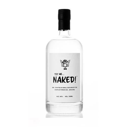 Try Me Naked Gin 46% 70cl Image 1
