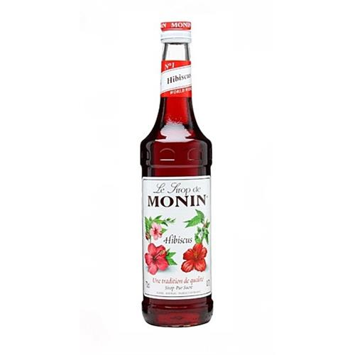 Monin Hibiscus Syrup 70cl Image 1