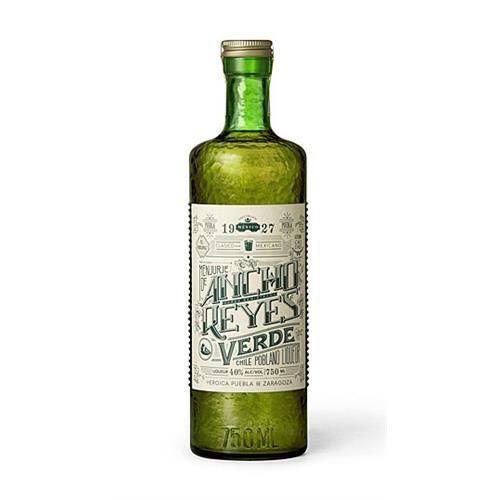 Ancho Reyes Verde Liqueur 40% 70cl Image 1